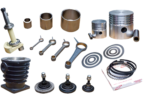 Air Compressor Replacement Parts >> Small And Large Compressor Spare Parts